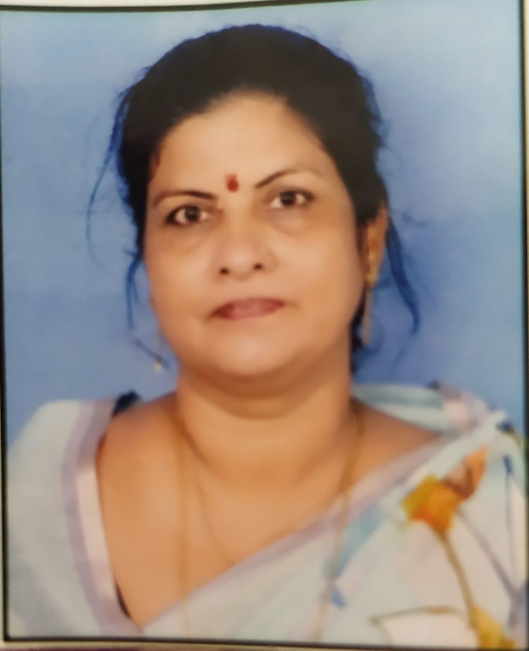 Rekha Thanvi